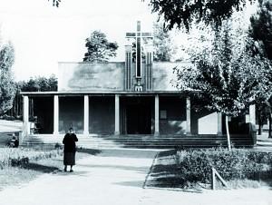 !Stary kościół - lata sześćdziesiąte XX w.