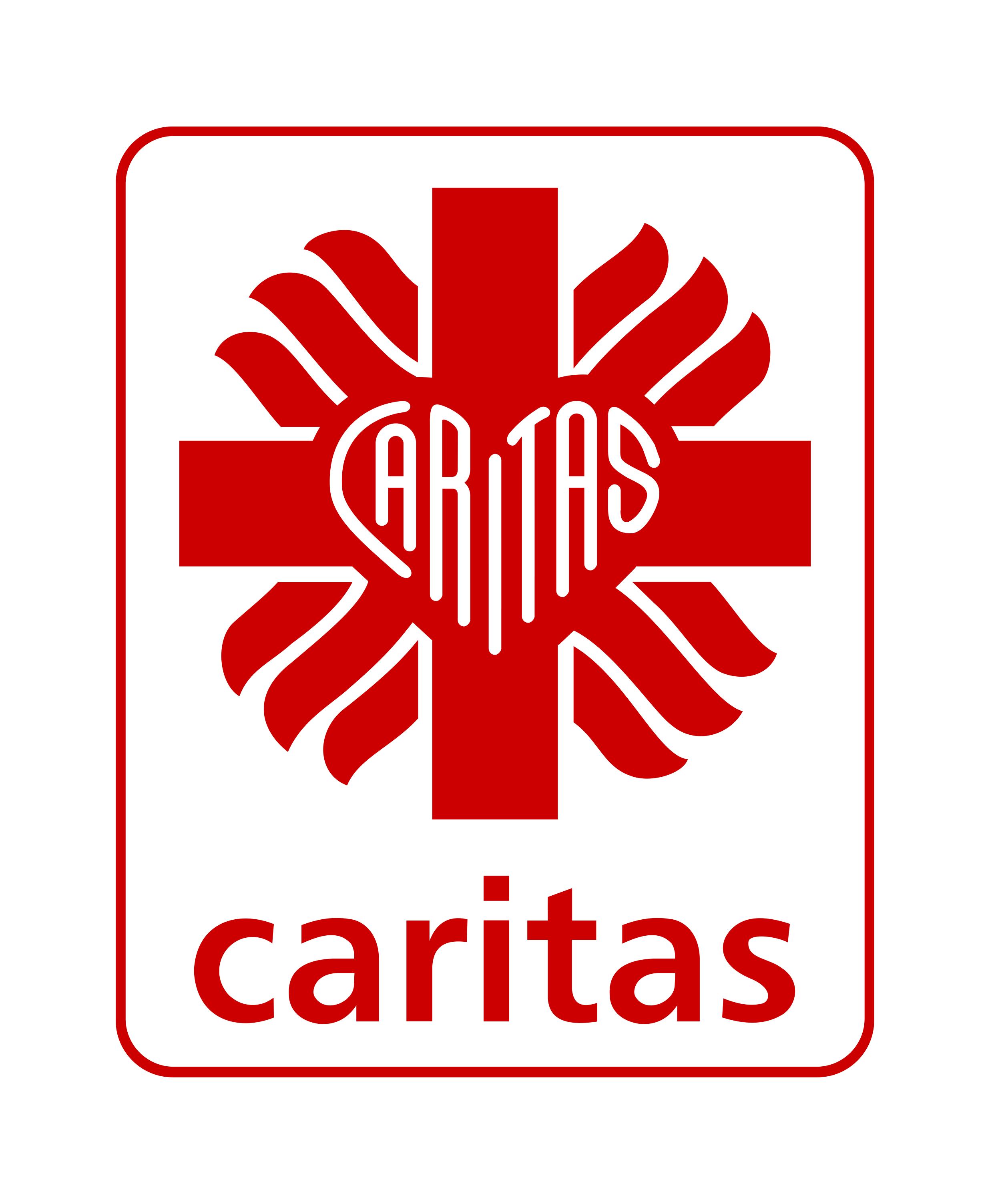 Znalezione obrazy dla zapytania logo caritas